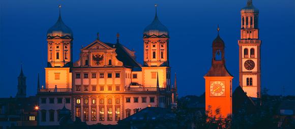 Skyline Augsburg